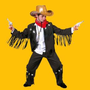 Cowboys / Indiens enfants